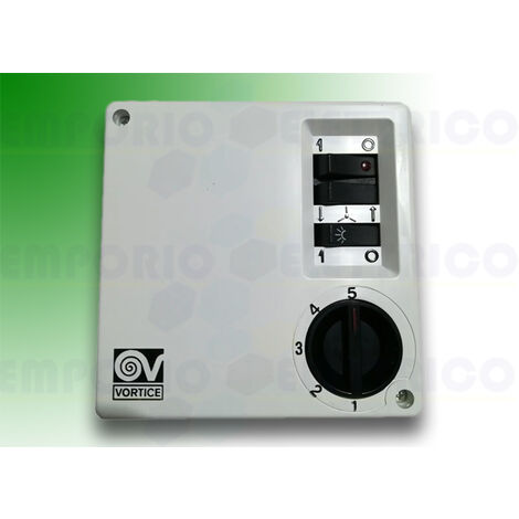 vortice speed controller scrr5l 12964