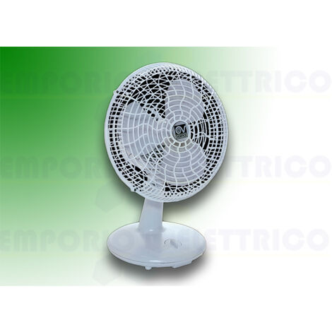 vortice table oscillating fan gordon 30/12 60610