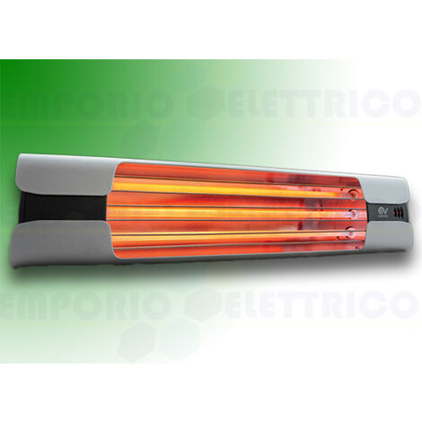 vortice thermologika design infrared lamp 70003