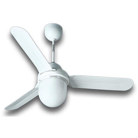 vortice ventilateur plafond nordik design is/l 140/56 blanc 61301