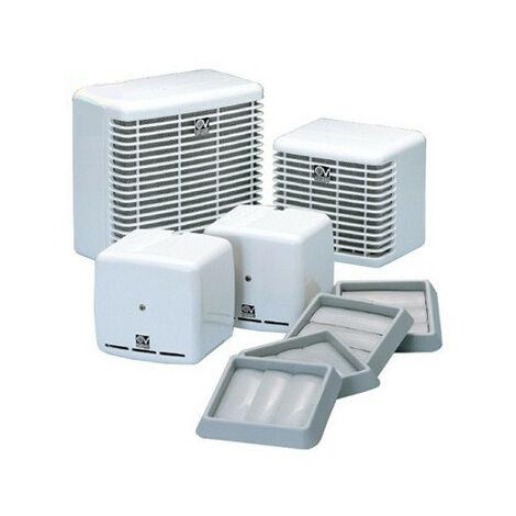 Vortice - Ventilation Mécanique Répartie (VMR) ARIETT sanitaire 8 / 12 W 27 / 85 m3/h - HABITAT