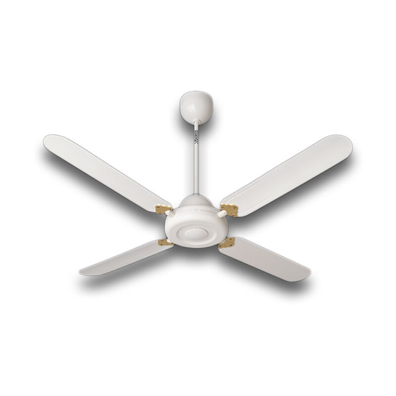 ventilatore a soffitto nordik decor is 90/36' bianco 61052 - Vortice