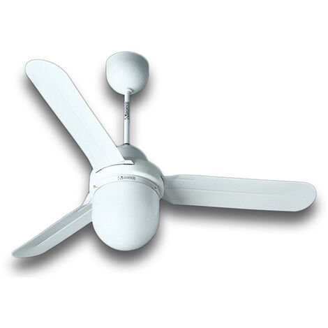 vortice ventilatore a soffitto nordik design is/l 120/48 bianco 61101