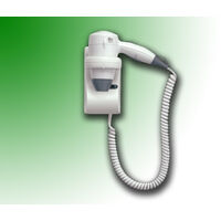 vortice vort fohn 1200 wall hair dryer with wire 70922