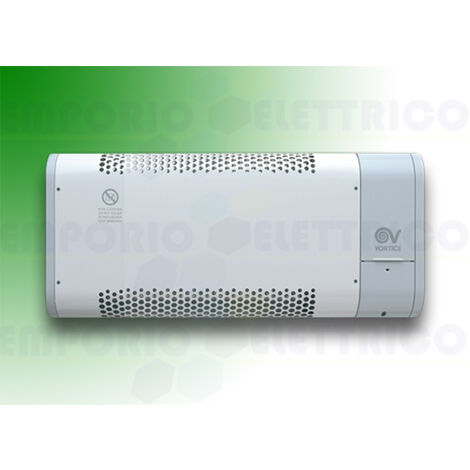 vortice wall thermoconvector microsol 1000-vo 70572