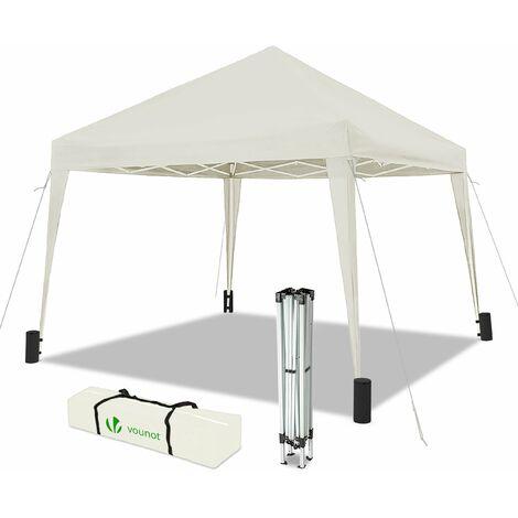 "main image of ""VOUNOT 3x3m Pop Up Gazebo Folding Garden Party Tent"""