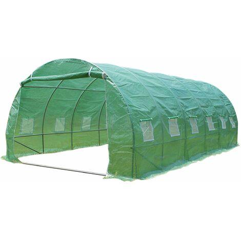 VOUNOT Tunel Invernadero de Jardín para Cultivo de Plantas