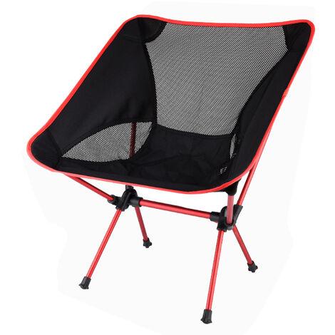 Chaise Pliante ext/érieure portative avec Le Parapluie d/étachable KIKILIVE Chaise Parasol,Chaise de Camp Se Pliante dauvent r/églable pour Le Camping ext/érieur Chaise de p/êche