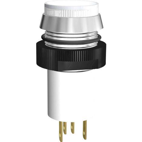 Voyant de signalisation LED multicolore Signal Construct SKCE16214 750/2100 mcd SKCE16214 750/2100 mcd rouge, vert 24 V