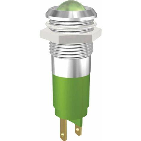 Voyant de signalisation LED Signal Construct SMBD14024 rouge 24 V/DC 15 mA 1 pc(s)