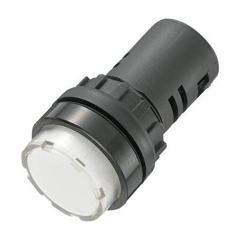 Voyant de signalisation LED TRU COMPONENTS 140415 blanc 230 V/AC 20 mA 1 pc(s)