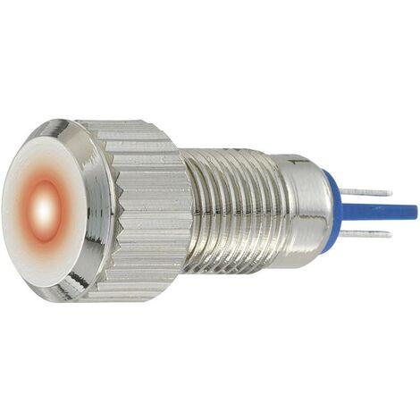 Voyant de signalisation LED TRU COMPONENTS 149484 rouge 12 V/DC, 12 V/AC 15 mA 1 pc(s)