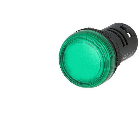 "main image of ""Voyant lumineux à LED, Vert (230V)"""