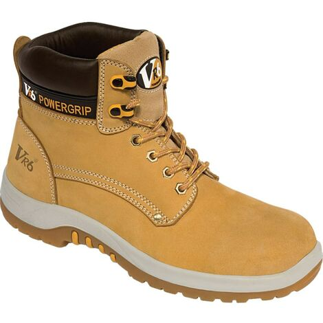 VR602 Puma IGS Nubuck Honey Safety Boots