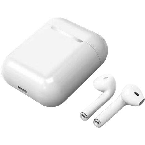 Vrai Sans Fil Ecouteurs Sans Fil Bluetooth Chez Bt 5.0 Tws Intelligent Casque Sport Portable Sans Fil Avec Tws Casque 300Mah Charge Touch-Controle Reduction Du Bruit
