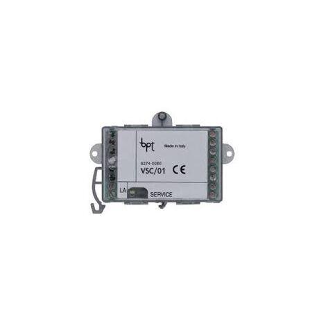 VSC/01 SYSTÈME DE BRANCHEMENT CAMERA Interphone CAME - CAME