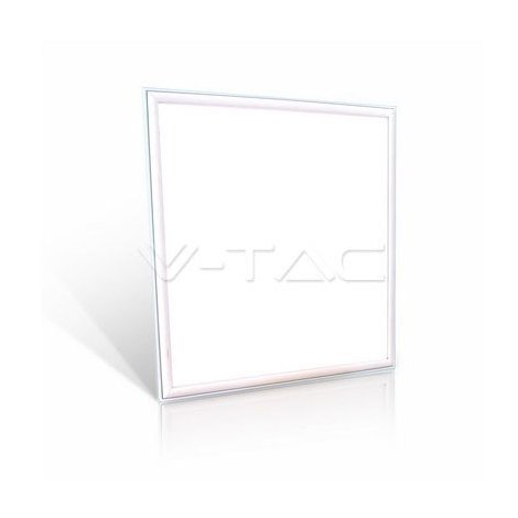 VT-1807RD MINI PANNEL 18W blanco caliente ronda SKU-4860