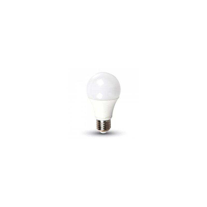 LAMPADA LED BULBO A GOCCIA A60 10W E27 - V-TAC VT-1853-Luce Calda 2700k - ASIA LED