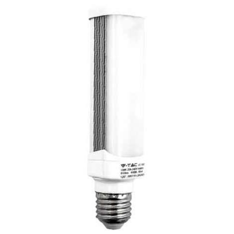 VT-1926 ampoule LED PL E27 6W blanc naturel VT-1926-4
