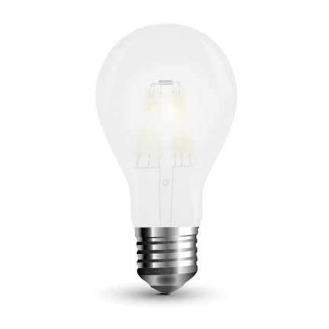 Blanc Sku Filament 5w E27 Ampoule Satin Chaud 2045 Vt 7178 Led trCshQdxB