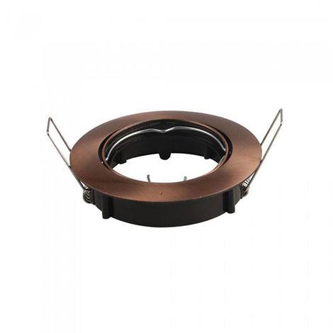 VT-779 soporte de la lámpara SPOT empotrada CROMO ajustable aleación de zinc VT-779