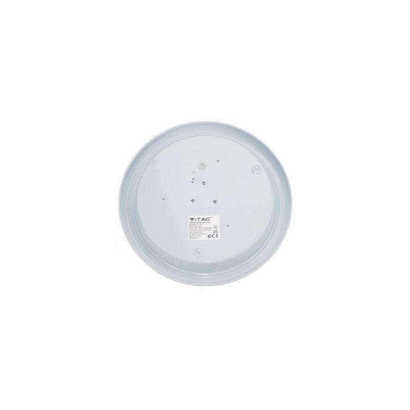 Plafoniera Led 12W con sensore di movimento a infrarossi V-TAC  VT-8017