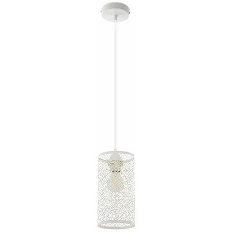 VTAC - Lámpara Colgante Serie Sandy Pattern White