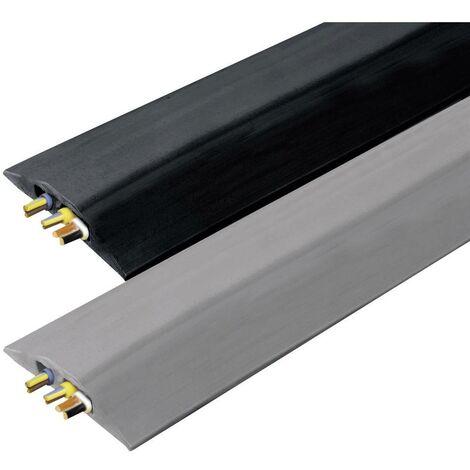 Vulcascot Protège-câbles VUS-011 caoutchouc noir Nombre de canaux: 3 4500 mm Contenu: 1 pc(s)