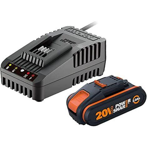 WA3536 de Batterie batterie au lithium-40 V 2 Ah