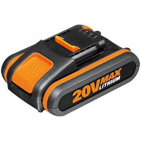 WA3551.1 - la Batterie au lithium, 20 V, 2 Ah