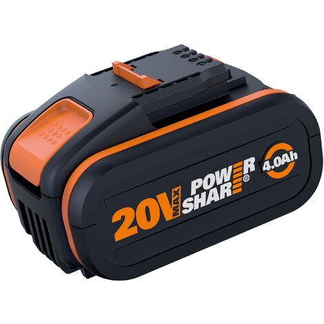 WA3553 - Batterie 20V / 4.0Ah Li-ion WORX
