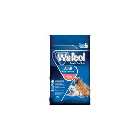 Wafcol Adult Salmon & Potato Small/Medium - 12kg - 763503