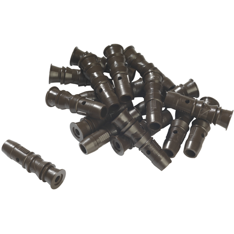 Wagner - 600 chevilles femelles plastiques - 9202718 - TNT
