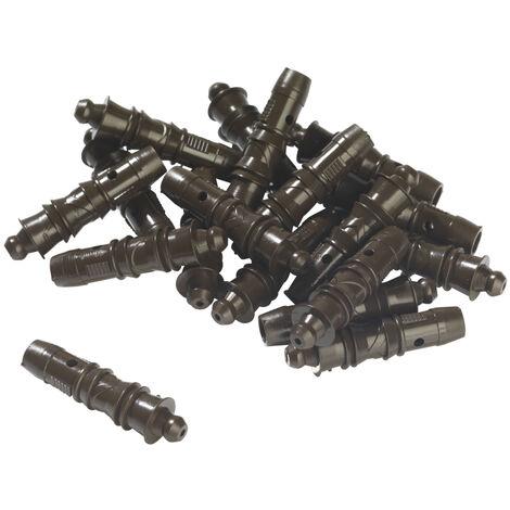 Wagner - 600 clavijas macho de plástico - 9202717