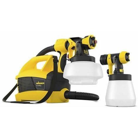 WAGNER Pistolet a peinture basse pression Universal Sprayer W690 pour tous types de peintures murales et laques lasures