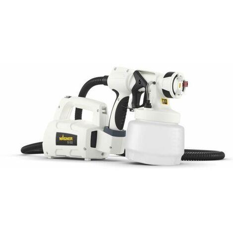 WAGNER Pistolet a peinture basse pression Wall Sprayer W450 130ml pour les peintures murales