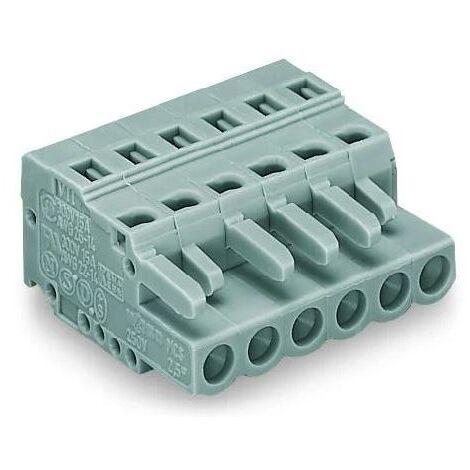 Wago 231-104/026-000 Connecteur femelle pour 1 conducteur 2,5mm² 4P