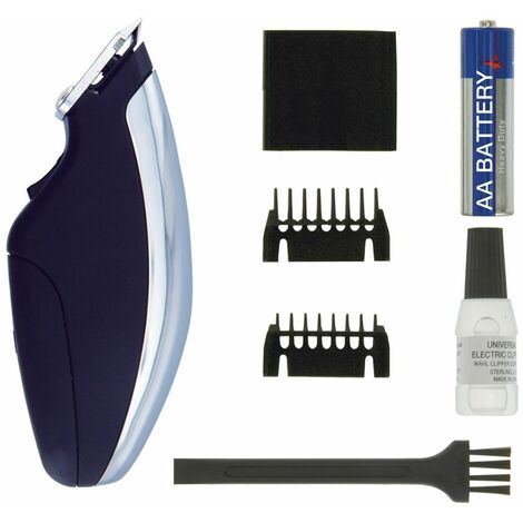 Wahl Set 7 pz Tosacani Deluxe Pocket Pro 9962-2016