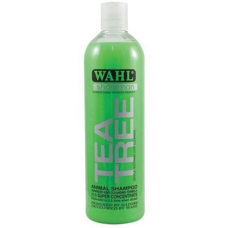 Wahl Tea Tree Liquid Shampoo