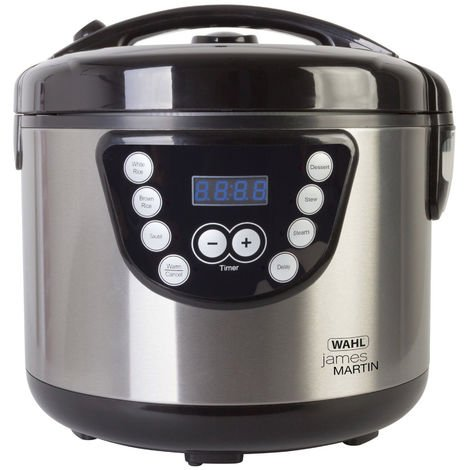 Wahl ZX916 - James Martin Multi Cooker with 6 Functions, Non Stick 4L Capacity