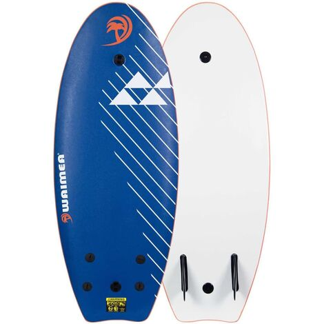 Waimea Glattes Surfboard Blau 114 cm EPS 52WZ-BLO-Uni