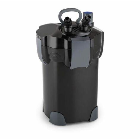 Waldbeck Clearflow 18UV Filtro exterior para acuario 18 Filtro de 3 niveles 1000 l/h 9W-UVC
