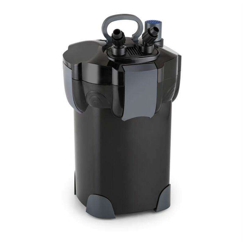 Waldbeck Clearflow 35UV Filtro exterior para acuario 35W Filtro de 3 niveles 1400 l/h 9W-UVC