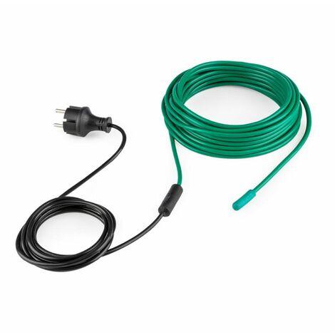 Waldbeck Greenwire 12m cable de calor para plantas protección de heladas 60W IP44