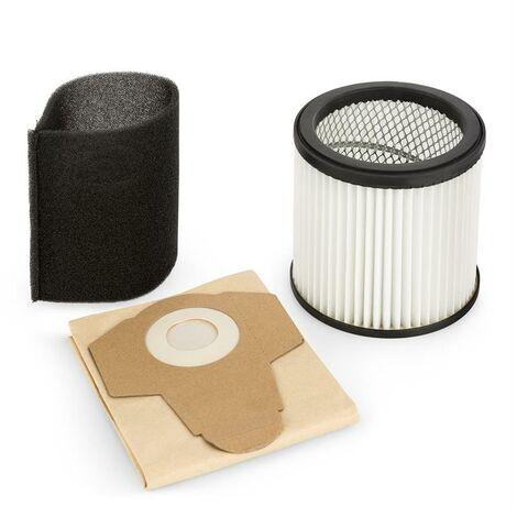 Waldbeck Lakeside Power Filter Set Filter Bag Motor Filter Sponge Filter HEPA