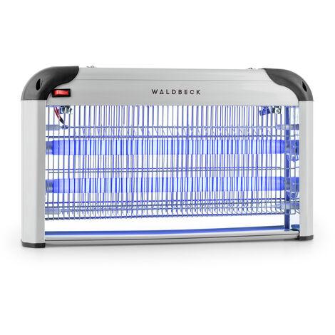 Waldbeck Mosquito Ex 5000 Matainsectos 38 W luz UV 150 m² plateado