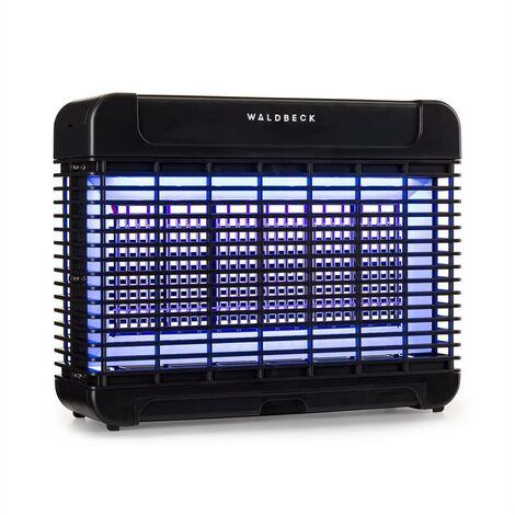Waldbeck Mosquito Ex 5500 Désinsectiseur électrique 11W 150m² LED