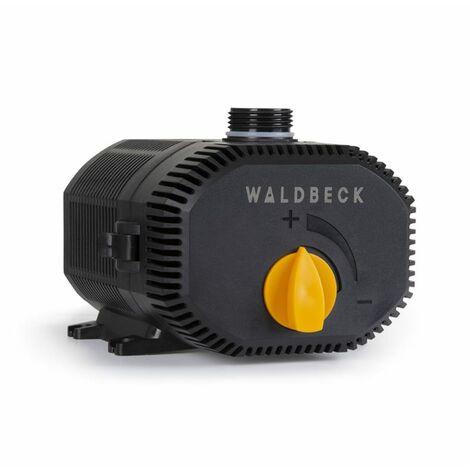 Waldbeck Nemesis T90 Pond Pump 90W Power 4 m Delivery Head 6200l / h Throughput