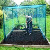 Walk In Fruit & Veg Cage (Various Sizes)