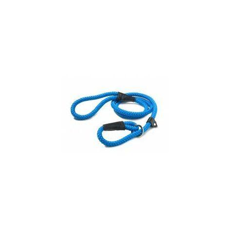 Walk 'R' Cise Nylon Rope Slip Lead - Blue - 1.2x1 - 376008